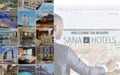 Welcome On Board Sana Hotels