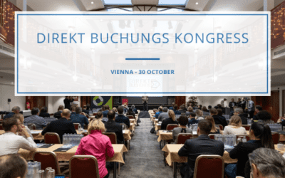 Lybra.Tech at Direkt Buchungs Kongress in Vienna