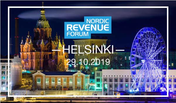Nordic Revenue Forum – Helsinki