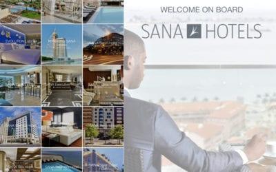 SANA Hotels Benvenuti a bordo