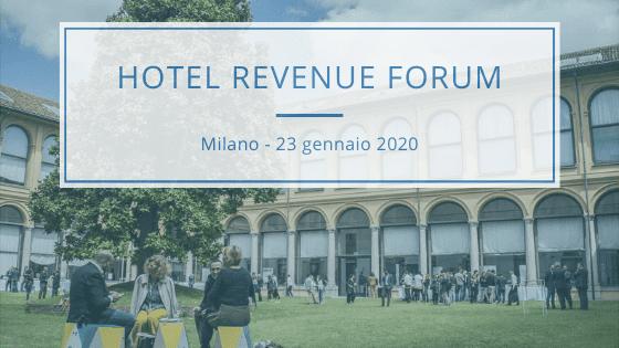 Hotel Revenue Forum 2020