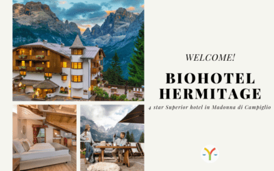 Welcome On Board Biohotel Hermitage
