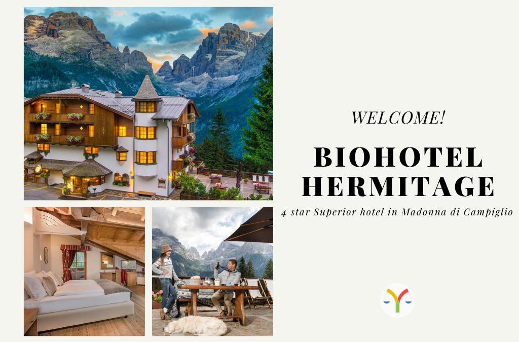 Welcome On Board Biohotel Hermitage