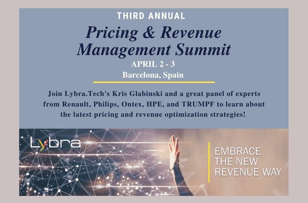 Pricing & Revenue Management Summit
