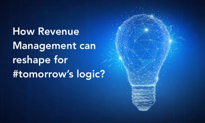 How Revenue Management can reshape for #tomorrow's logic?