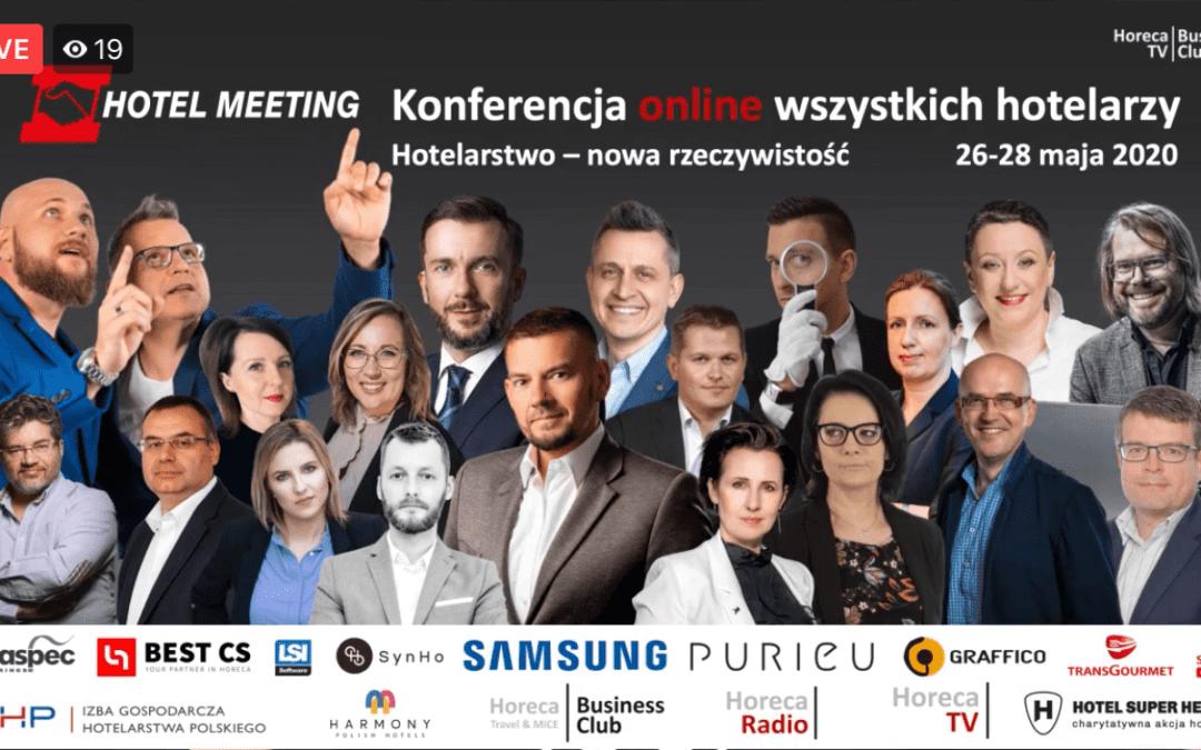 Hotel Meeting   26-28 May