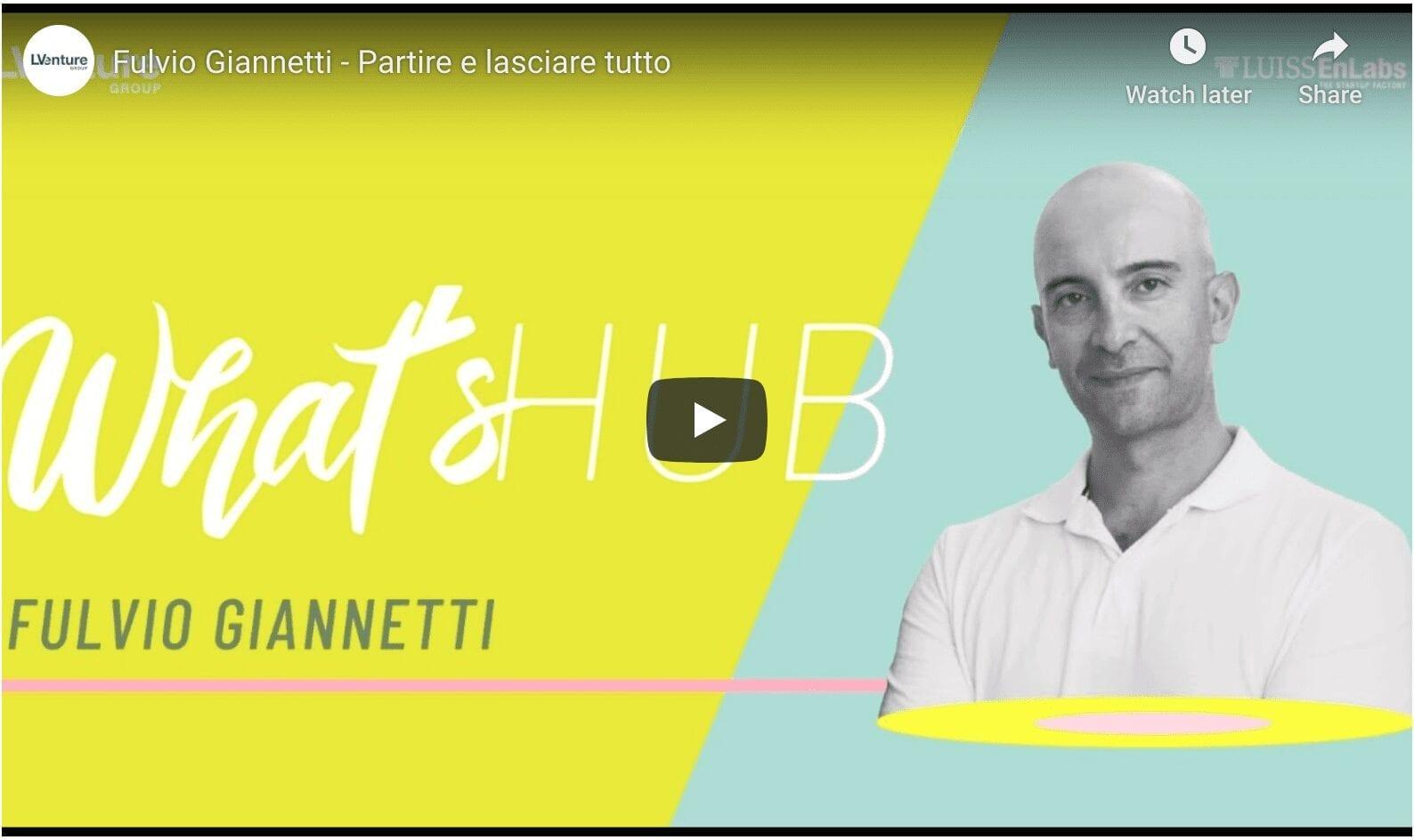 Fulvio Giannetti, developer of Lybra's Assistant revenue management system (RMS)