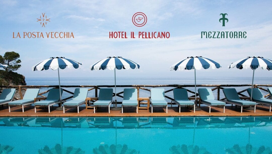 The Pellicano Hotels Group Selects Lybra as a Preferred Technology Partner, Implementing Lybra's Assistant RMS in all 3 of Their Luxury Properties in Italy