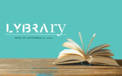 LYBRAry – Hospitality News for the week of September 20, 2021