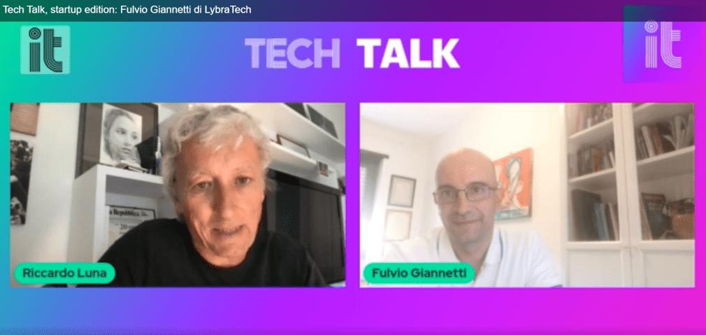 Riccardo Luna | Repubblica intervista Fulvio Giannetti CEO Lybra